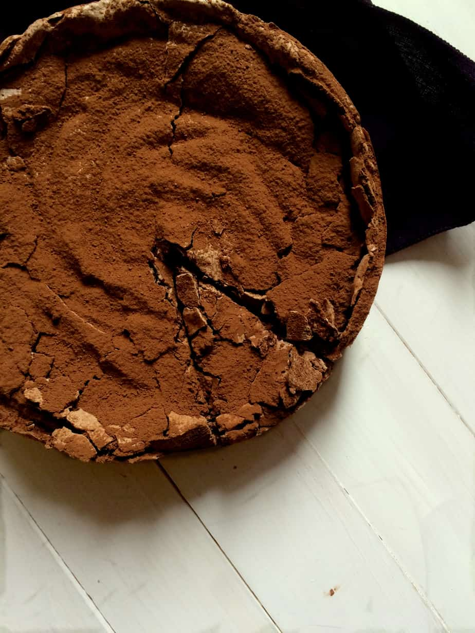 Chocolate Sponge Cake Recipe Donna Hay